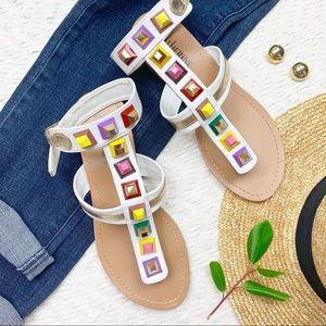 Catherine Malandrino Groovy Sandals